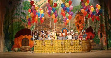 Геленджик примет краевой конкурс-фестиваль детских театральных коллективов