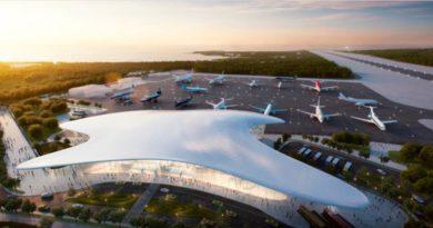 В развитие аэропорта Геленджика вложат более 5 млрд рублей инвестиций