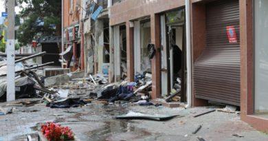 При взрыве газа в отеле в Геленджике погиб молодой человек